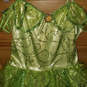 Disneyland Resort Costumes - Disneyland Resort Tinkerbell Halloween Costume